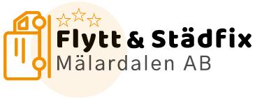 Logo Flytt & Städfix Mälardalen AB